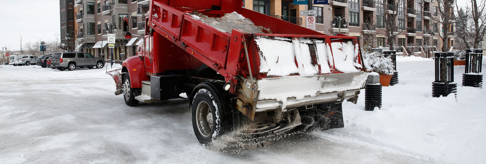 Rapidly Rising Costs of Road Salt